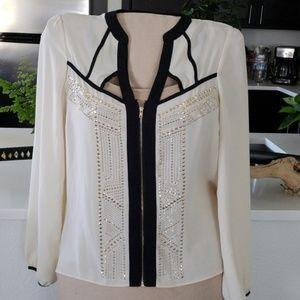 VENUS: Long sleeves blouse